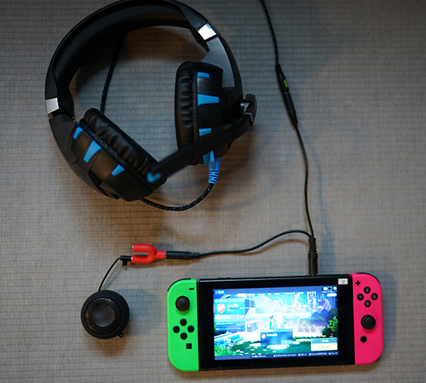 Voice Chat Audio Going To Different Speaker Fortnite How To Monitor Your Kids Online Experience On The Nintendo Switch Like Fortnite Voice Chat Code Dojo